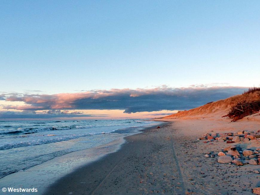 beach near Nida