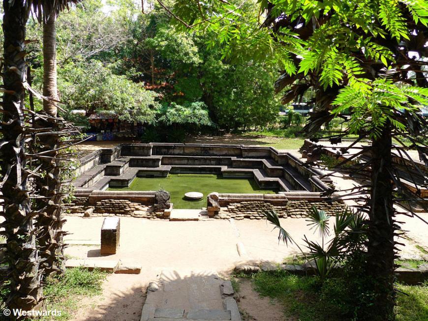 20160202 Polonnaruwa Kumara Pokuna P1240410