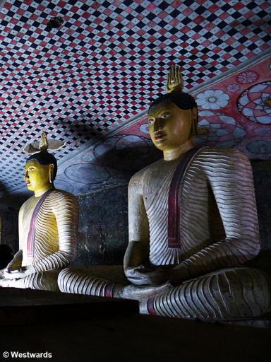 20160203 Dambulla cave temple P1240569