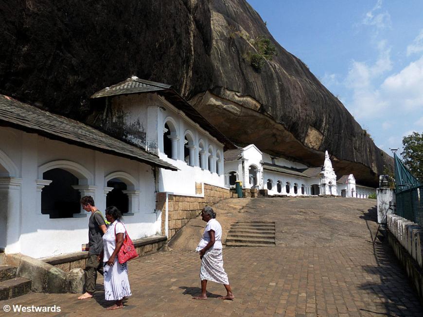 20160203 Dambulla cave temple P1240590