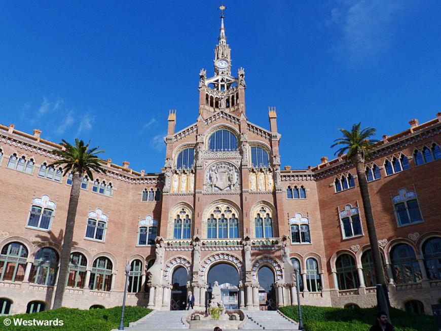 20170203 Barcelona Hospital de San Pao P1380888
