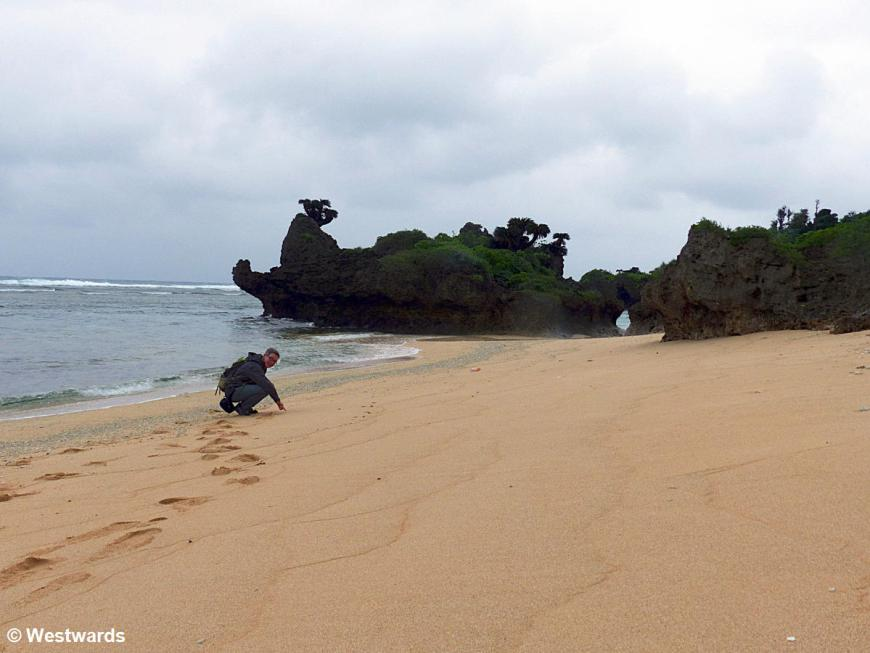 20170224 Iriomote Mimikiri Beach I P1390234