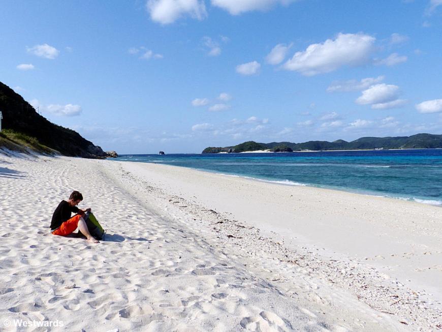 20170315 Aka Nishibama Beach N P1410129