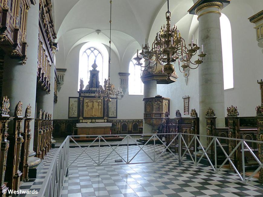 20170530 Helsingor Kronborg Castle Kapelle P1420419