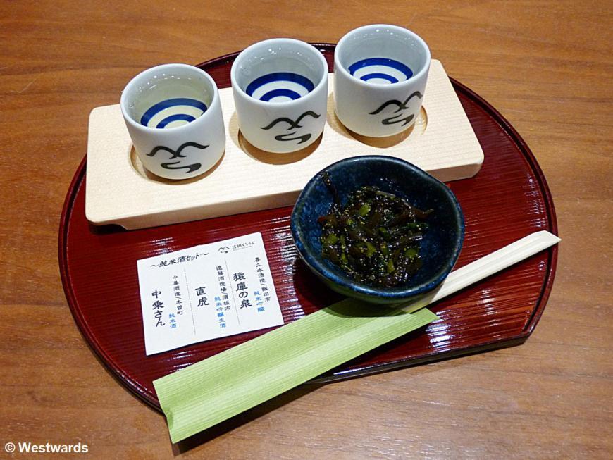 20170625 Nagano Komusu Bar Sake Tasting P1490204