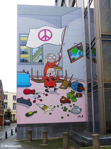 20180110 Brussels Kinky_Cosy mural P1490422
