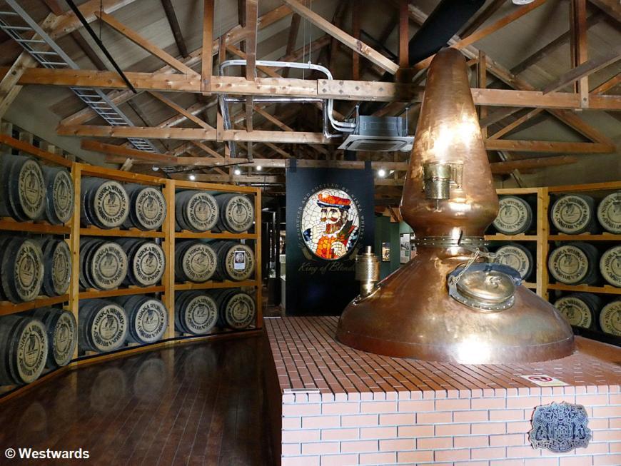 20190722 Yoichi Nikka Whisky Distille P1710046