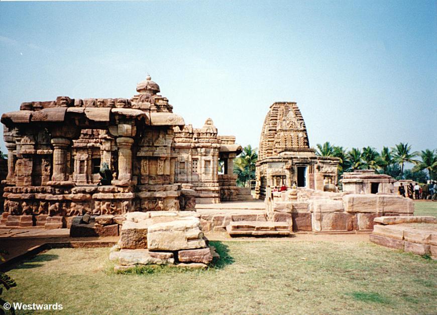 Ruins of Pattadakal, India