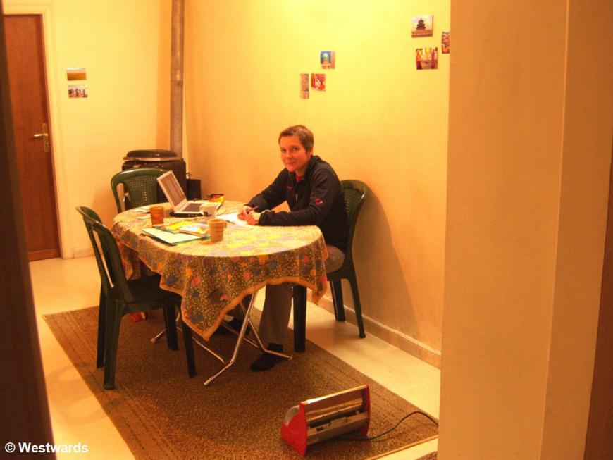 20070105 Damaskus Wohnung
