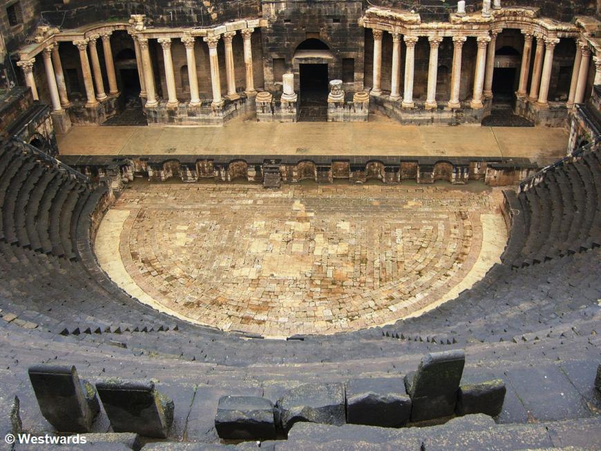 20070107 Bosra Theater4