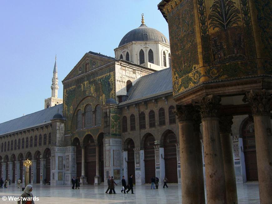 20070113 Damaskus Omayyadenmoschee5