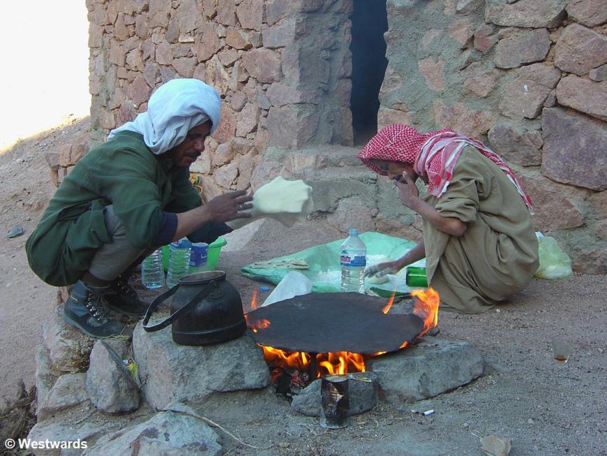20070312 Sinai Trekking Guides2