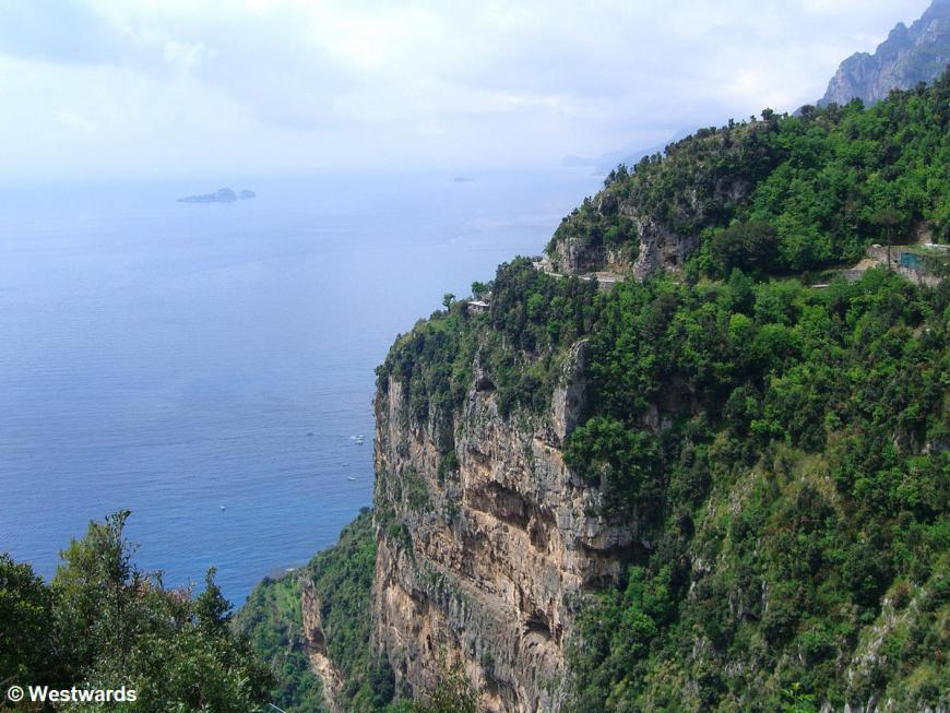 20070502 Amalfi Coast Path of Gods Positano-Praiano1