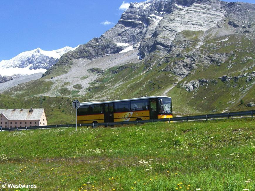20070711 Stockalperweg Simplonpass Postauto