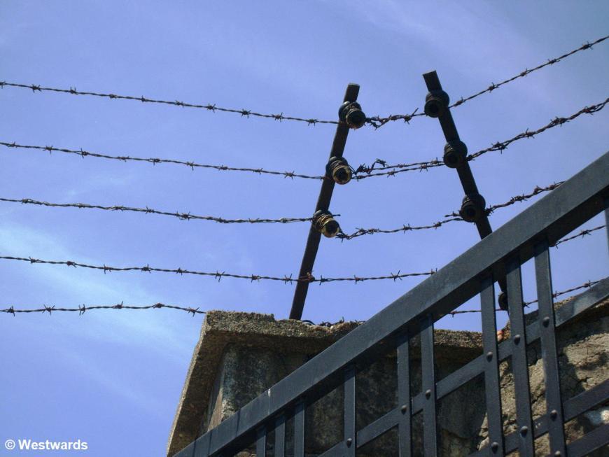 Mauthausen concentration camp memorial