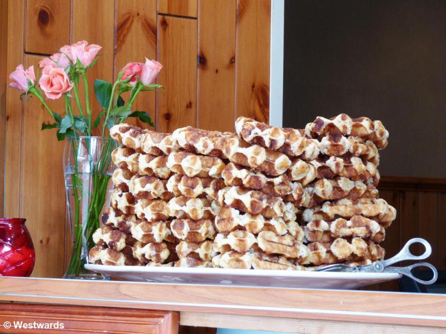 20090701 Bruges Beguinage waffles 1090736