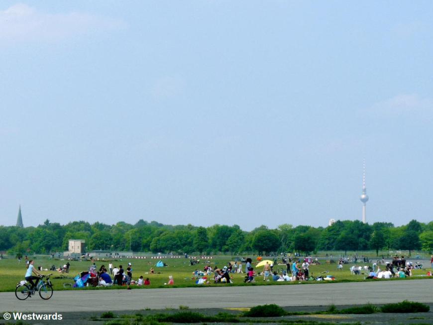 Berlin Tempelhofer Feld