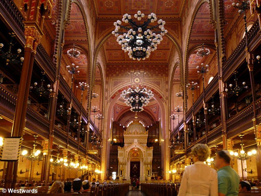 20120524 Budapest Grosse Synagoge interior P1340541