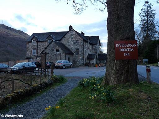 20130421 Inveranan The Drovers Inn P1420999