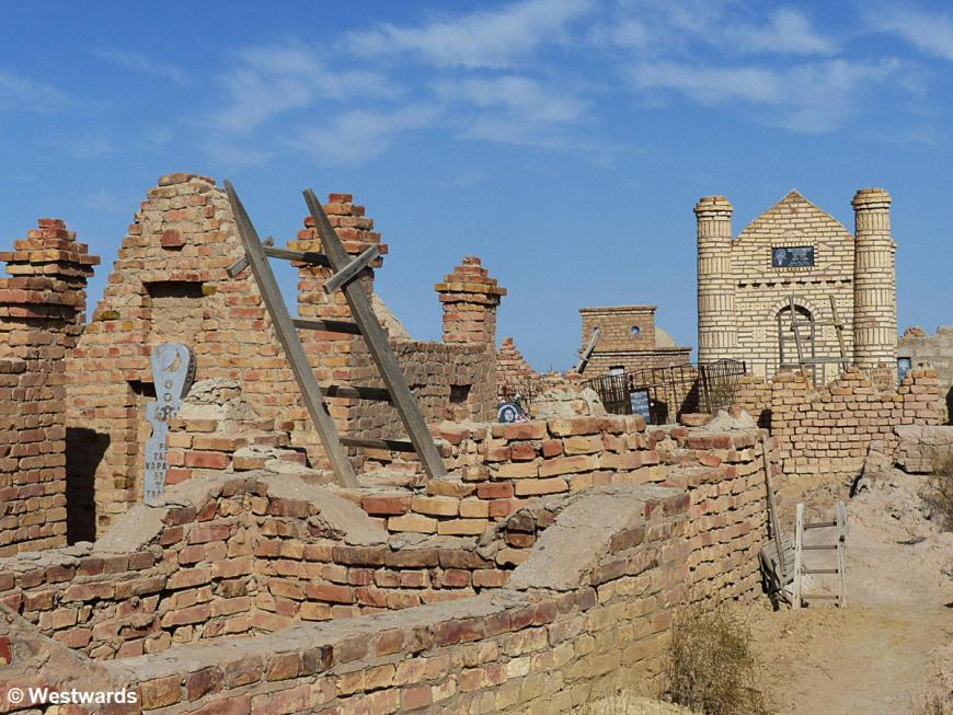 Mizdakh Khan cemetery