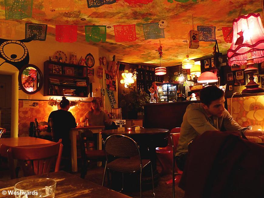 Sfizy Veg restaurant in Berlin