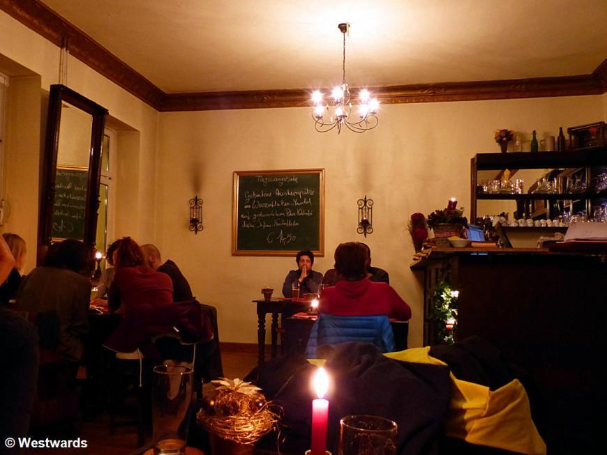 Restaurant Vaust in Berlin