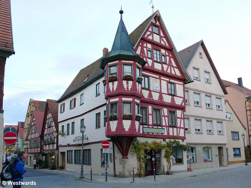 20201025 Creglingen Marktplatz P1840346