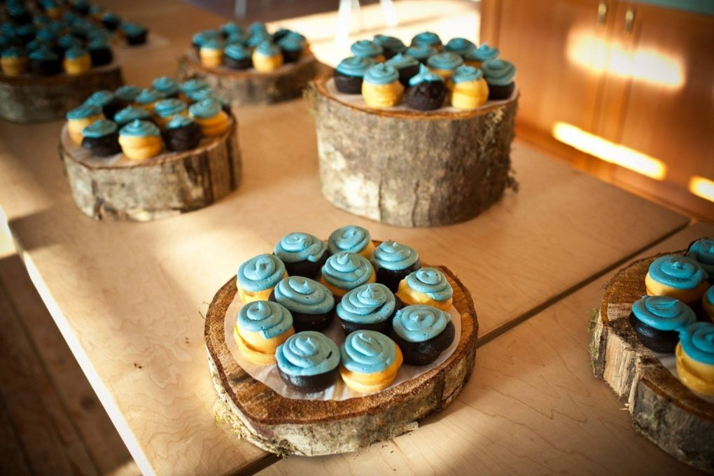 House made cupcakes