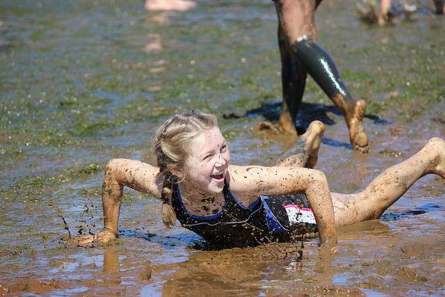 Mudmucking