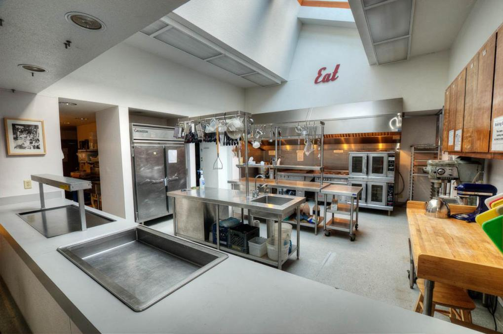 Westwind's commercial kitchen