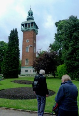 WWl Campanile Loughborough 2014