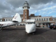 Former Speke Airport Liverpool 2014