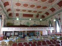 Saltaire. Victoria Hall, formerly the Club & Institute. 2015.