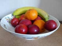 Bowl Of Fruit - TF