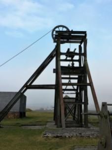 Mine shaft - AMF