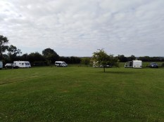 Socially Distanced Campsite AFF