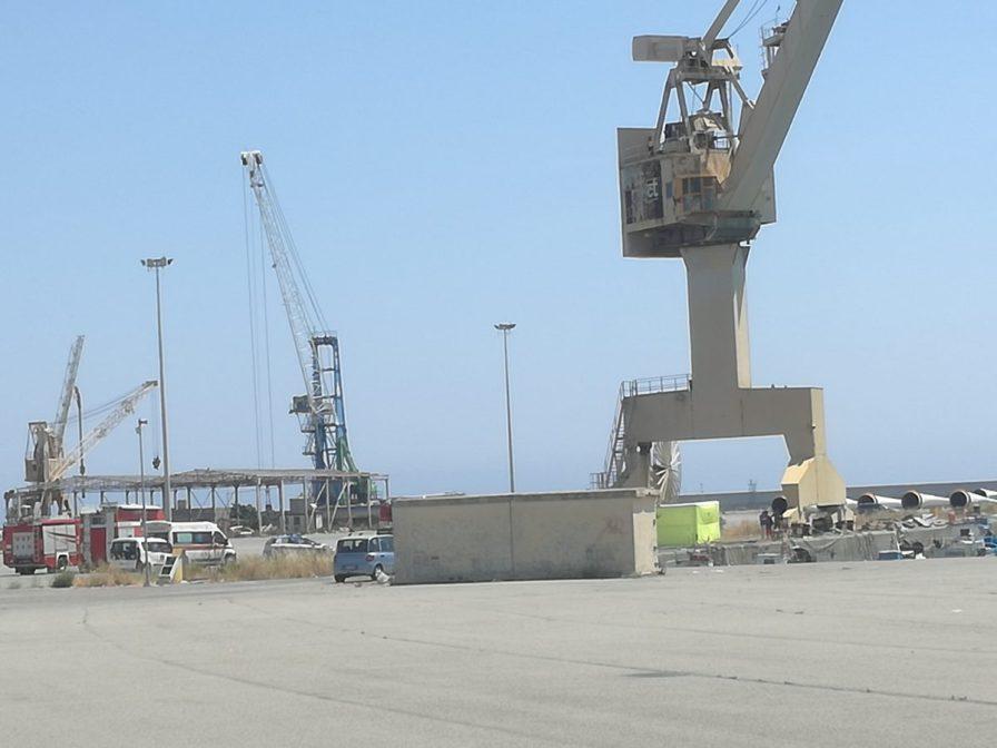 porto industriale kr