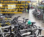 cycle to station