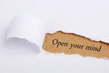 open-your-mind
