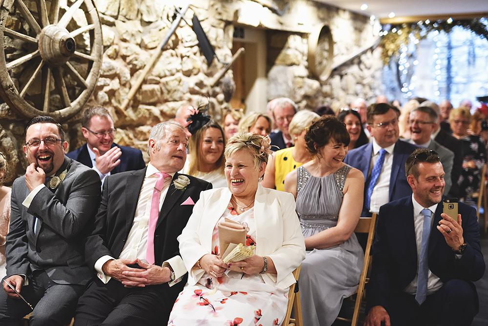 Tower Hill Barns Wedding Ceremony