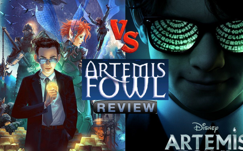How does Artemis Fowl compare to the Original Books?