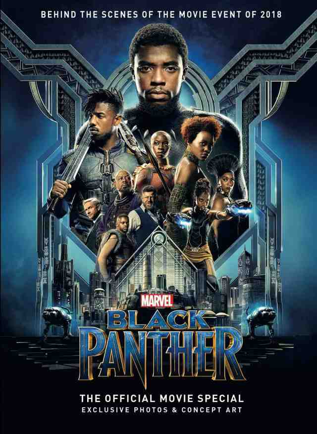 Black Panther The Official Movie Special 1 1