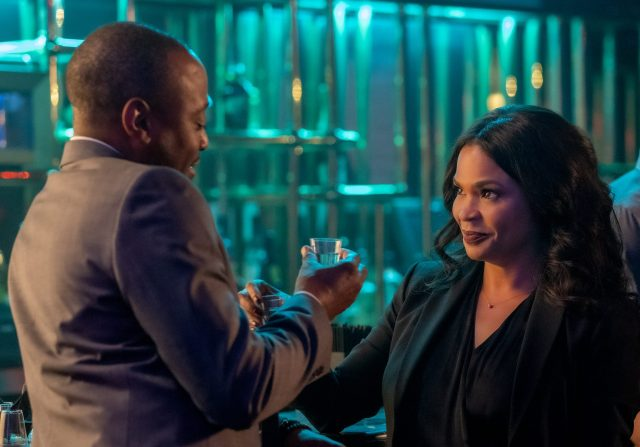 Fatal Affair with Nia Long and Omar Epps