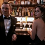 Ana de Armas and daniel craig- no time to die