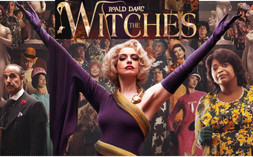 Roald Dahl's The Witches Trailer