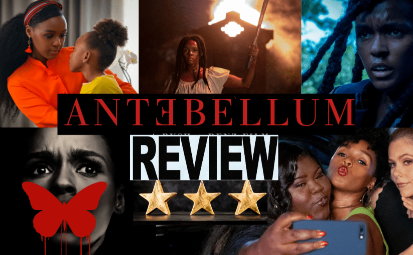 Antebellum Review – What would you do if you suddenly found yourself trapped by historical hate?