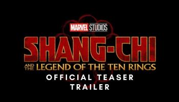 Shang-Chi teaser trailer