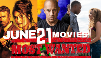 June 2021 Movies