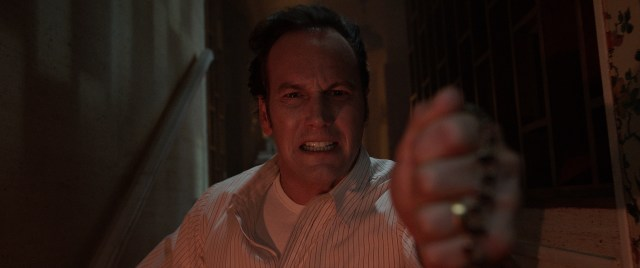 Patrick Wilson as Ed Warren in The Conjuring: The Devil Made Me Do it