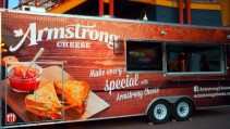 Armstrong Cheese at Taste of Calgary